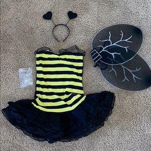 Ladybug/Bumblebee Costume BRAND NEW